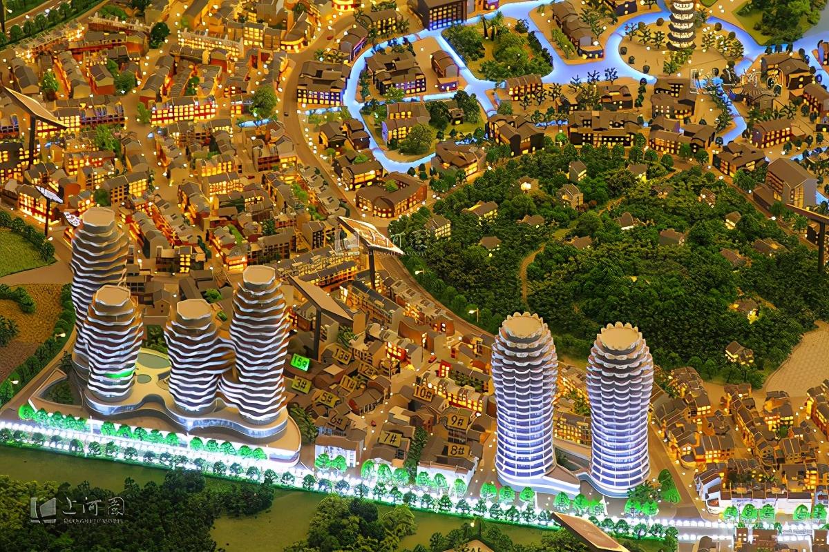 您了解房地产沙盘模型的发展历程吗?