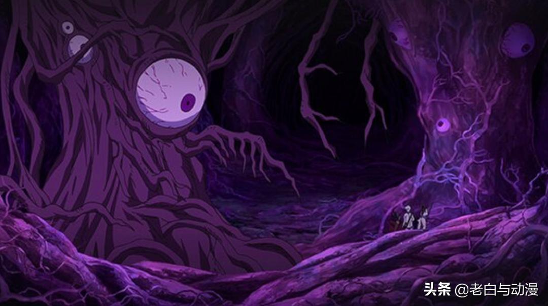 夜叉姬04話情報:樹精靈化身成橘梗,三女將穿越回戰國