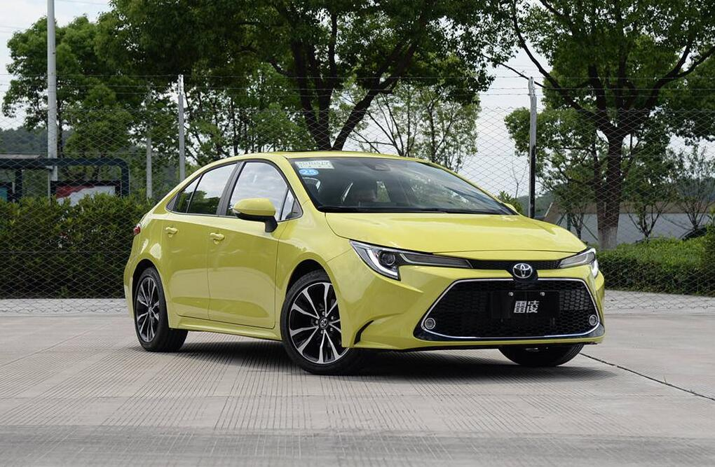 7月销量前十轿车,丰田大众各占三席,国产品牌仅一款