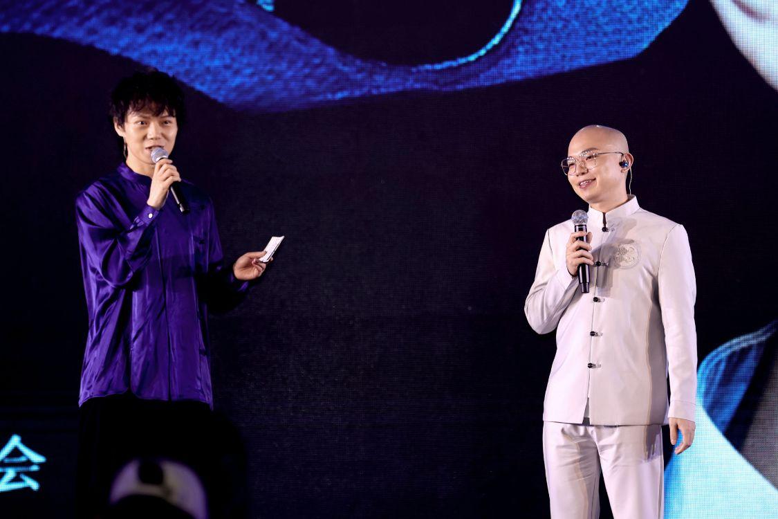 光头华夏首张专辑《无期》发布会在京举行 把音乐的故事说给你听