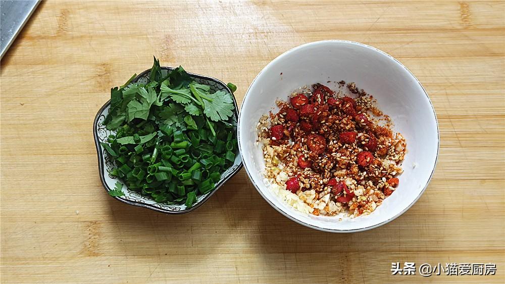 """四川人爱吃的""""凉拌豆腐干"""",这样做低脂开胃,简单方便又好吃 美食做法 第6张"""