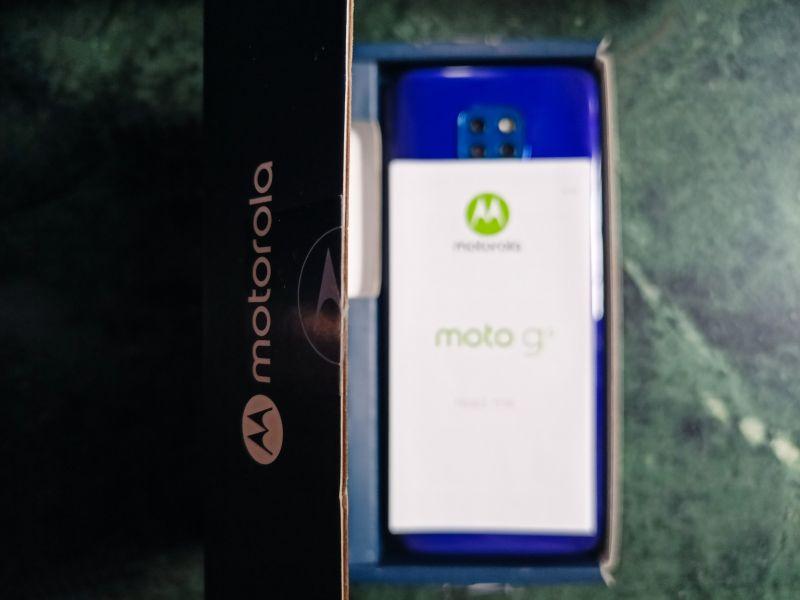 印度市场专供:中低端机Moto G9评测