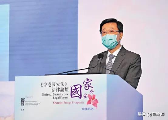 """""""港独""""组织企图炸毁海底隧道、法庭!港警国安处拘捕9人丨香港一日"""