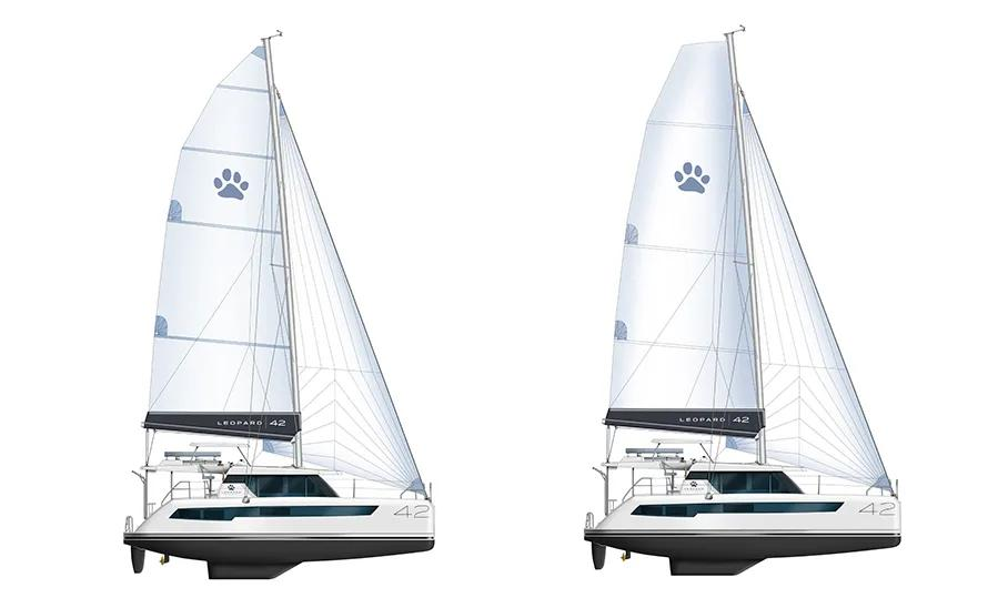新猎豹Leopard 42,一艘更具航海性与敏捷性的双体帆船