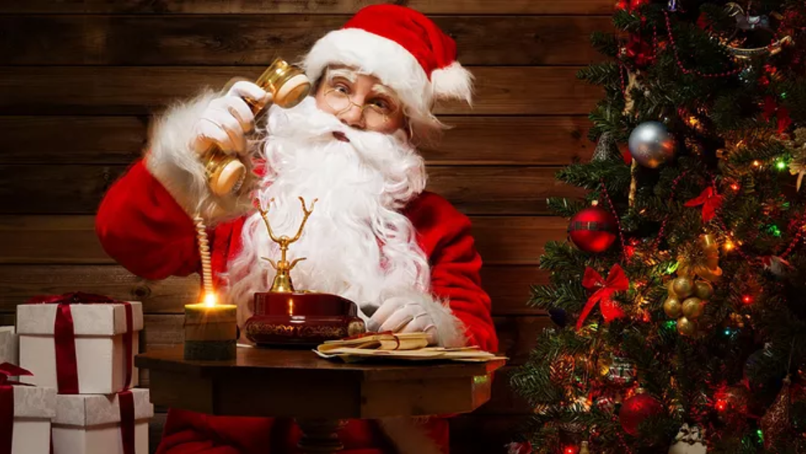 圣诞老人怎么说?可别说是Christmas old man