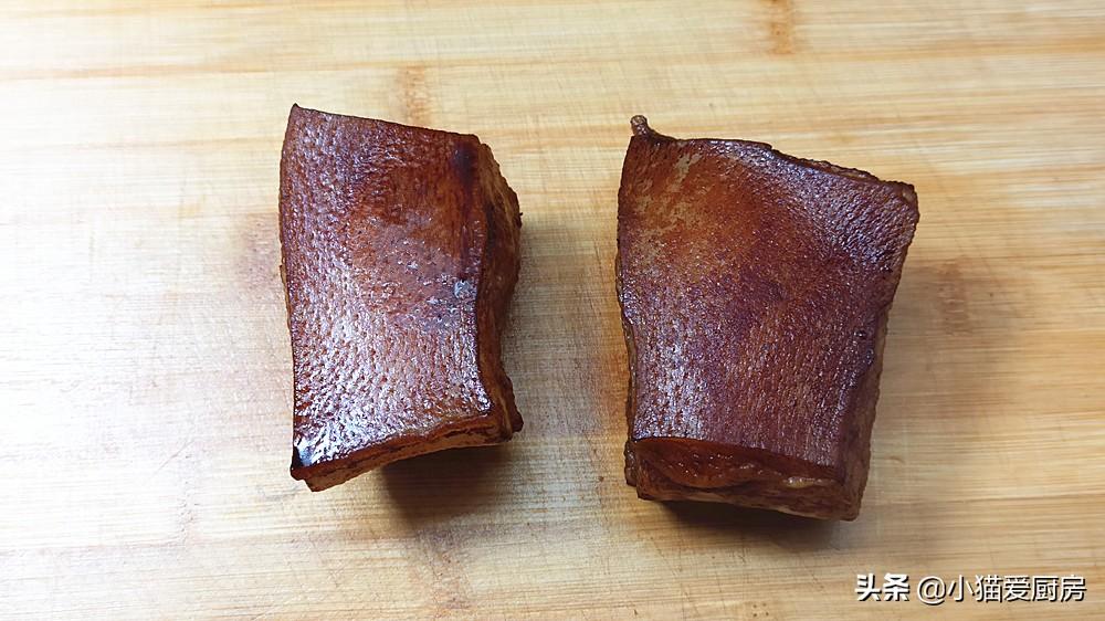 教你把子肉的家常做法,肥而不膩,醇香入味,在家也能做出飯店味