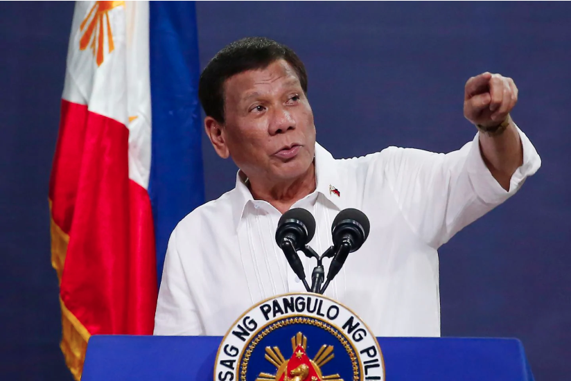 """美国担心的事发生,杜特尔特重磅宣布,""""继续执政""""响彻菲律宾"""