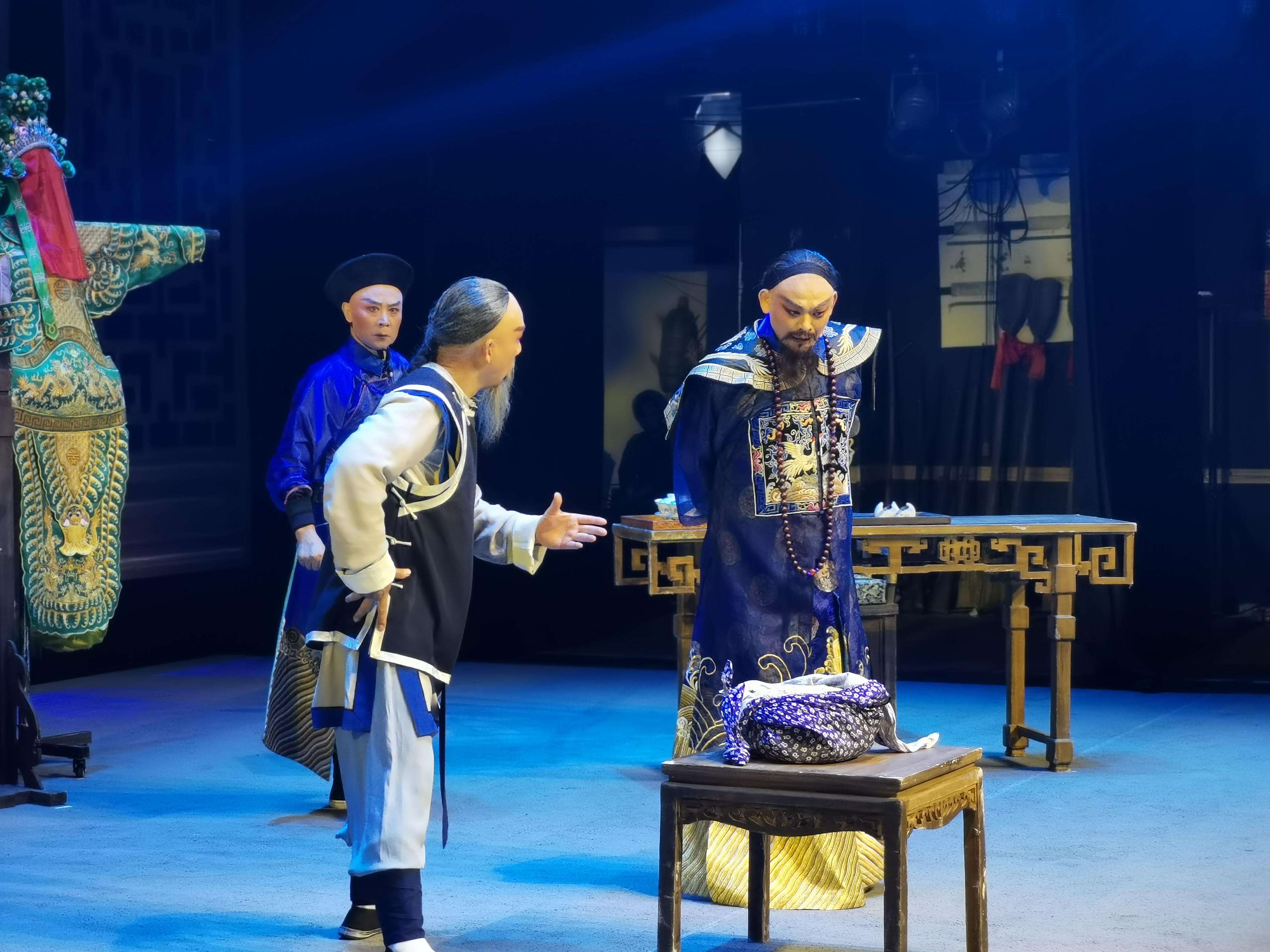 四川省廉洁主题剧目巡演首场演出在蓉举行