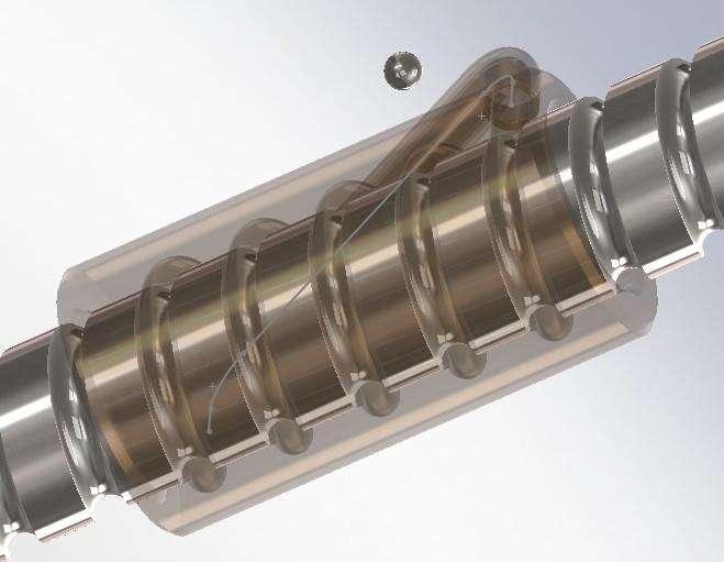 工程师设计丝杠传动时,怎样确定丝杠的螺距与导程?