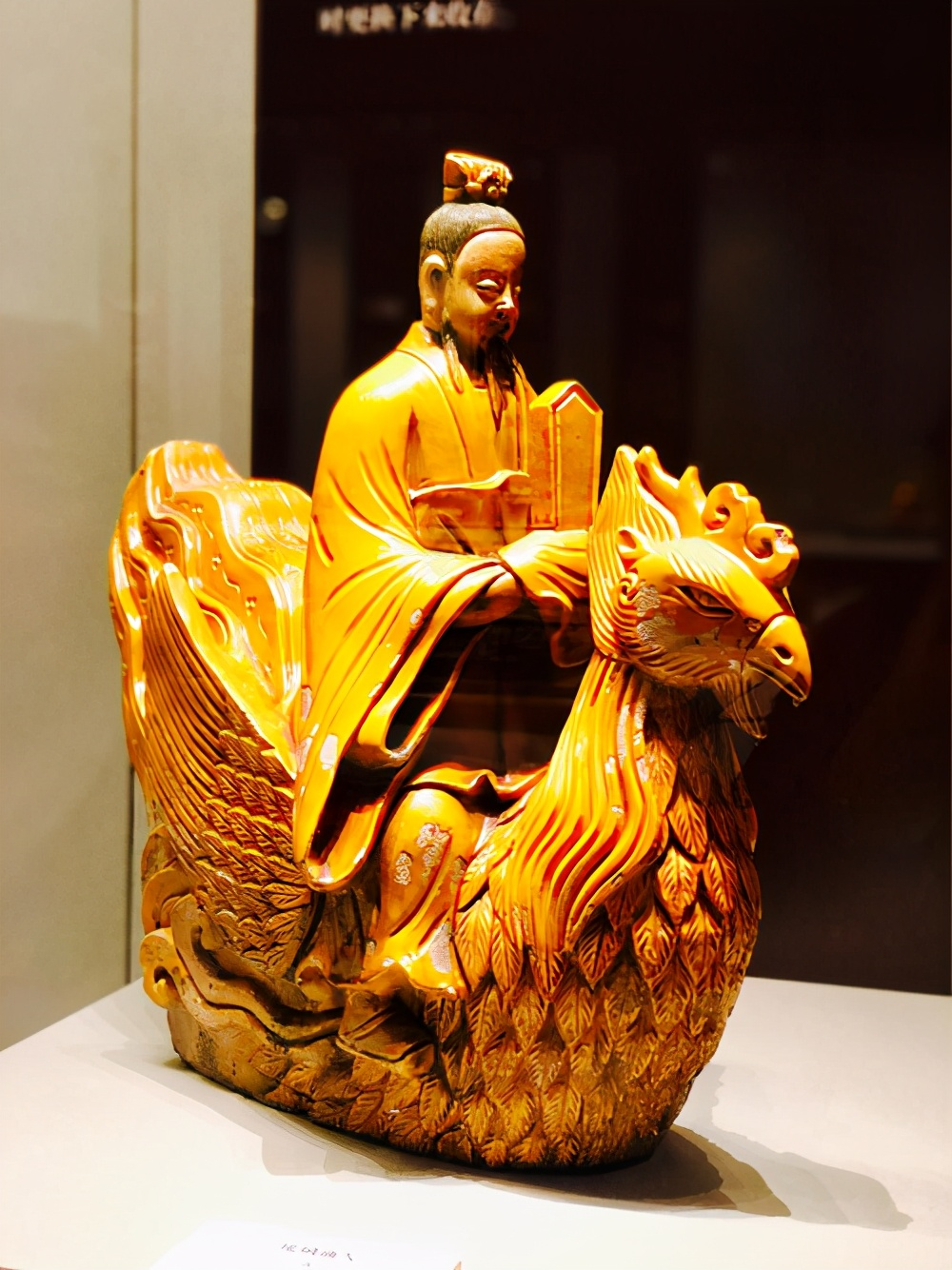 中国故事:古代建筑上那个骑凤的小老头,他的故事很精彩