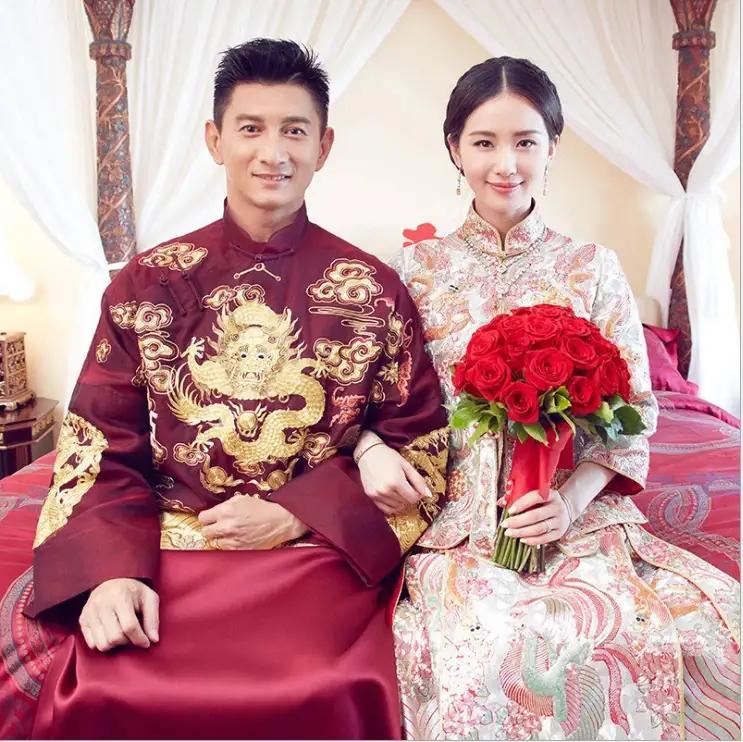 刘诗诗吴奇隆婚纱照甜蜜爆表,这才是爱情最美的样子