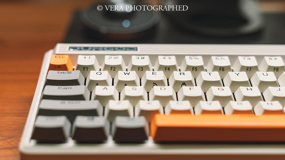 出差时带上这把复古键盘,尽情享受同事们的星星眼吧