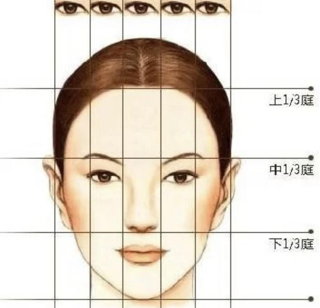 判断你是什么脸型?看这4点就清楚了,其中方脸最受争议
