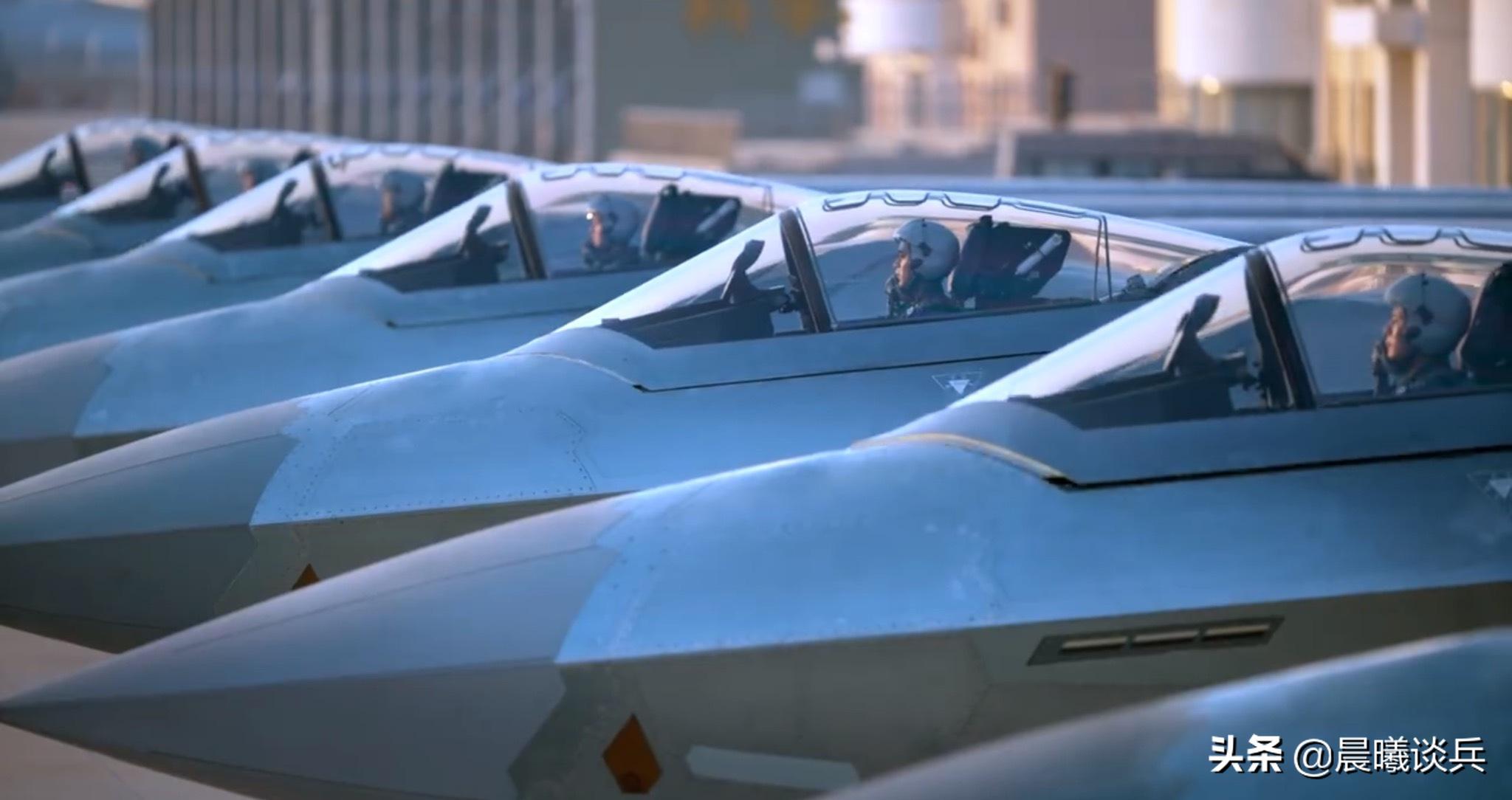 双座型歼20终于露面了,将指挥空战无人机主宰天空