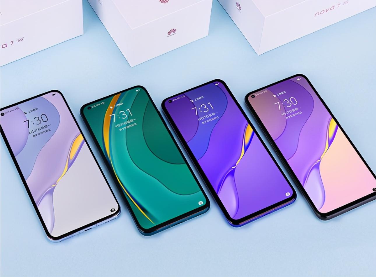 2020年全球最受欢迎的5G手机,国产机终于榜上有名