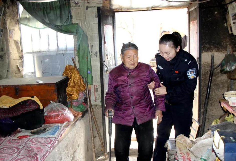 【身边榜样】系列之二 ――记宜川县公安局城关派出所民警王静哲