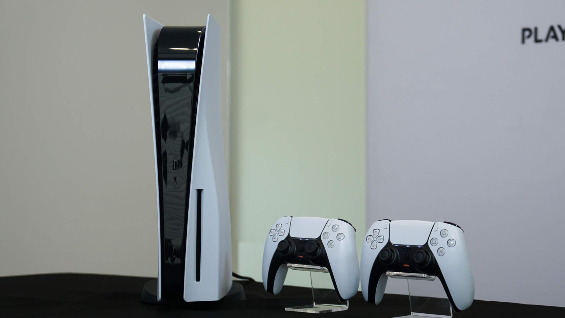 与次世代的第一次亲密接触——PS5 抢先上手体验