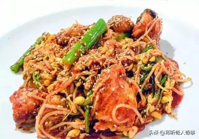 韩国最最最好吃的40种美食,你吃过几种呢? 美食做法 第27张