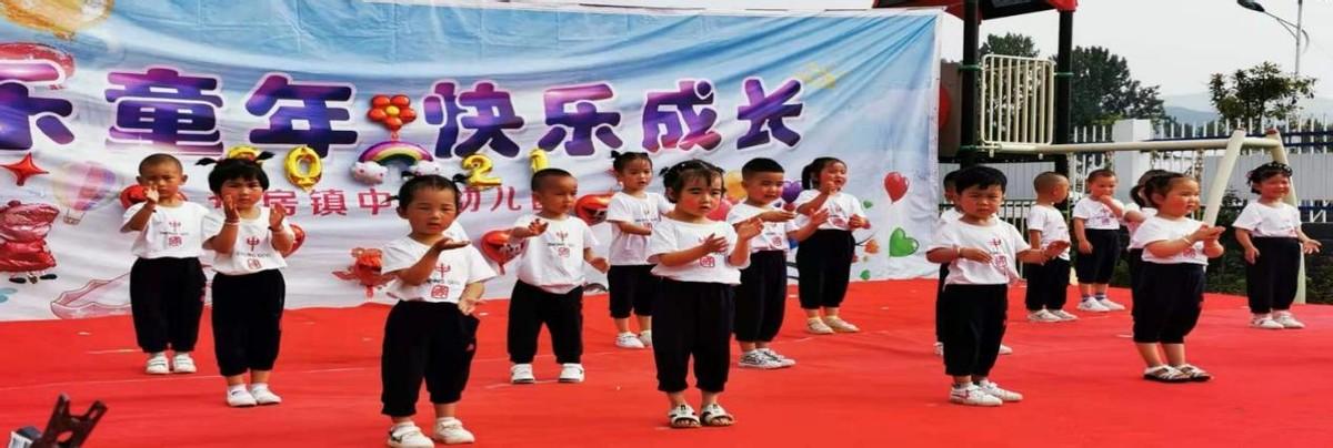 """河南仓房:举办""""庆六一颂党恩""""演出 共同关注幼教事业发展"""