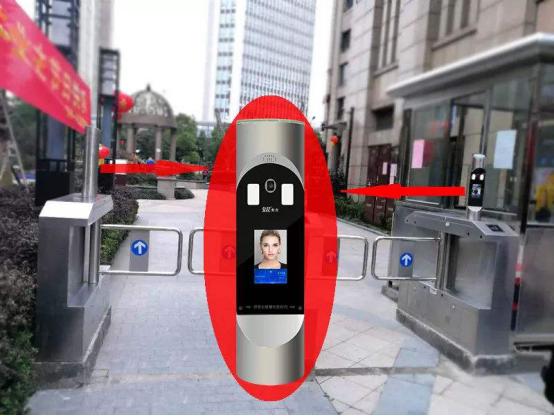 启功安防|人脸识别门禁系统相比门禁卡的三大优势