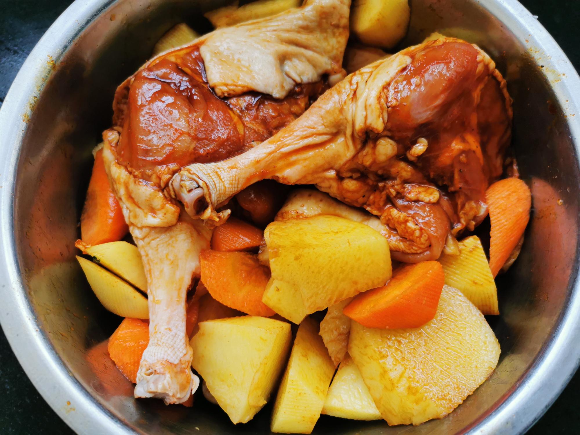 家有烤箱别闲置,荤素烤一盘,一家三口吃到撑,想学不会都难