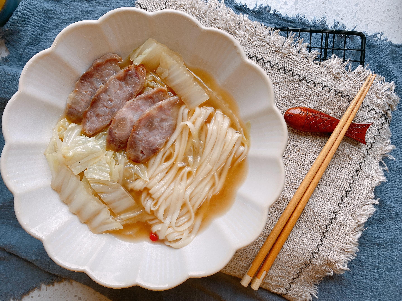 下雪天來一碗熱騰騰的湯麵,5種做法,10分鐘搞定,簡單有營養
