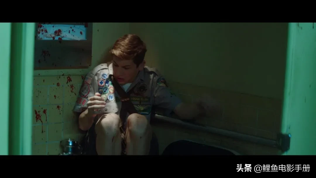 爆笑恶搞僵尸片《童军手册之僵尸启示录》完整剧情详解