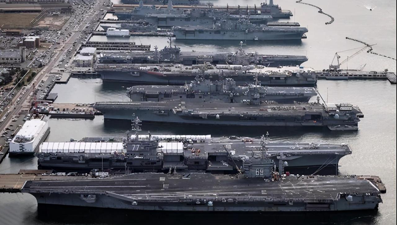 太狂妄了:美国五角大楼放出造舰狠话,矛头直指中俄两国海军