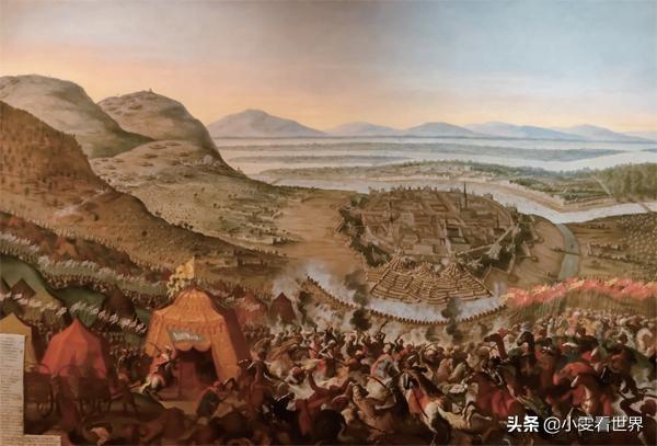 1683,奥斯曼帝国衰亡的开端