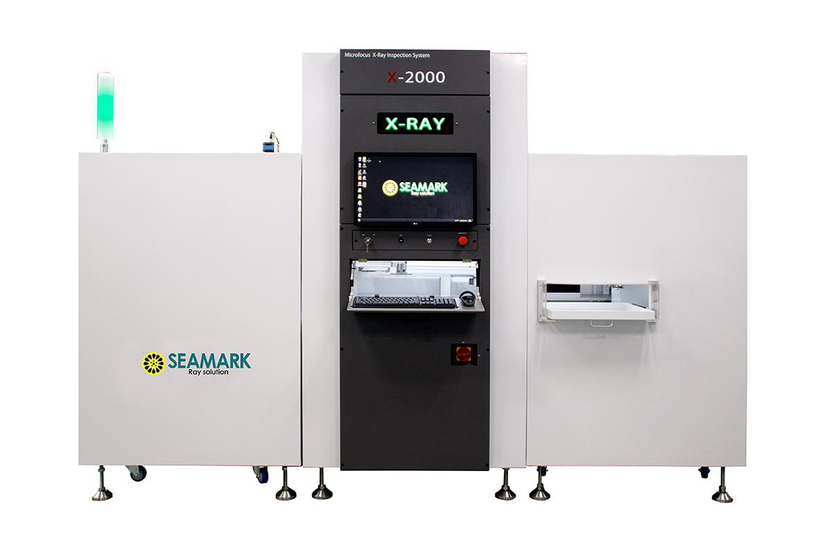 自动点数,轻松完成,如何做到?X-Ray自动点料机