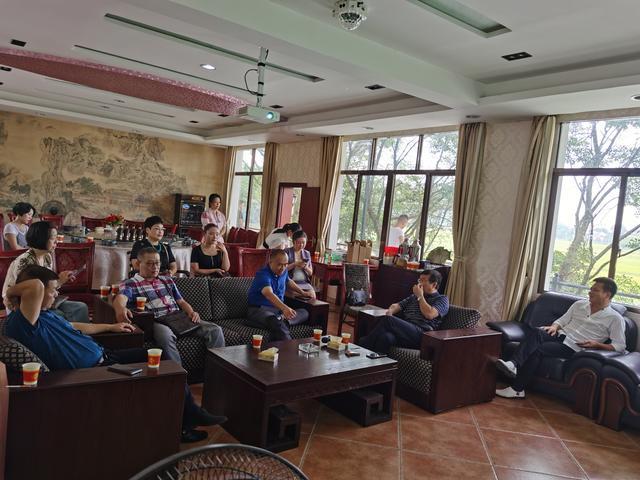 湖南省商协会跨行合作交流会在长沙举行