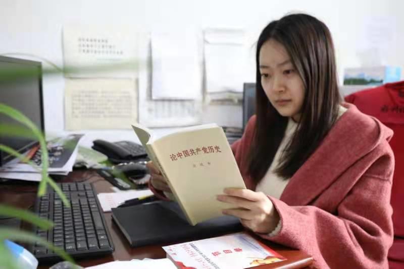 江苏兴化市水利局启动党史123学习法抓牢抓实党史学习教育活动