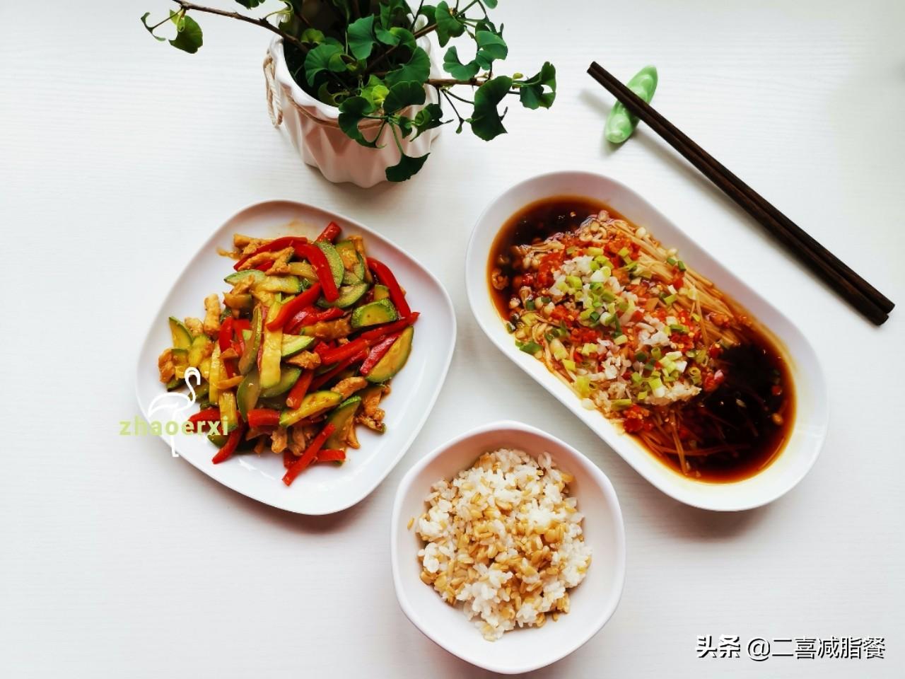 营养师3周的午餐食谱,营养均衡,荤素搭配 营养配餐 第11张