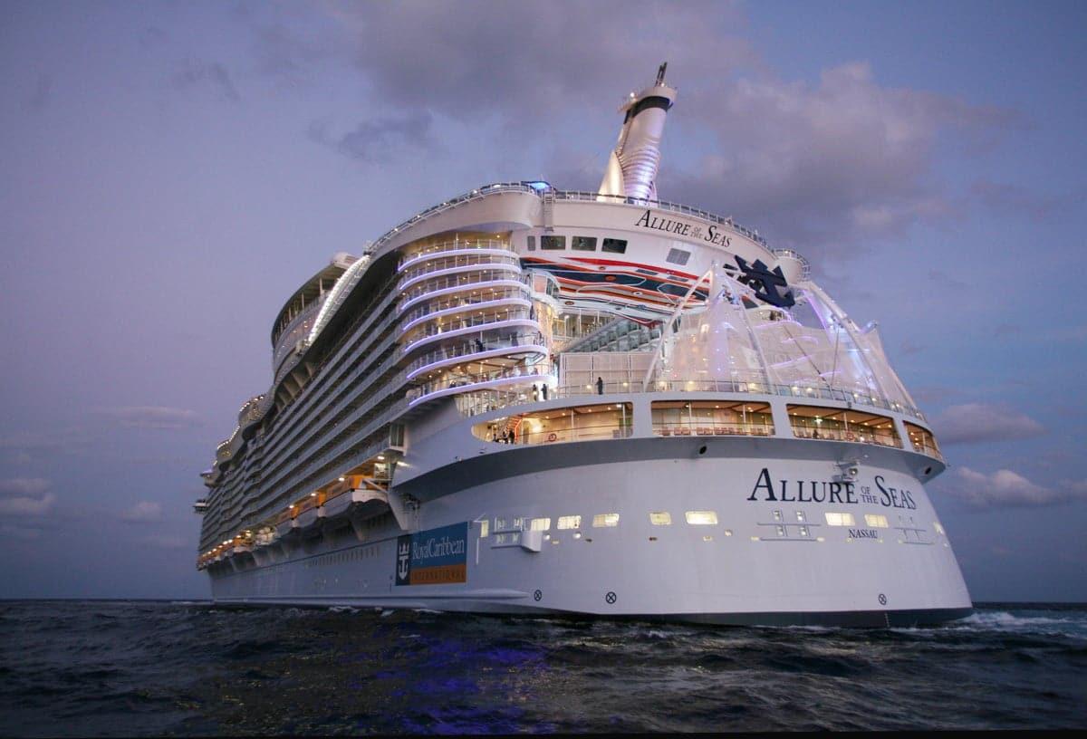 2021年世界10艘最大邮轮