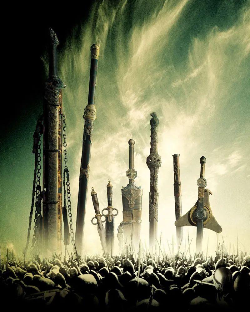 全片时长4小时,上映时删减至2个半小时,徐克《七剑》问题太多