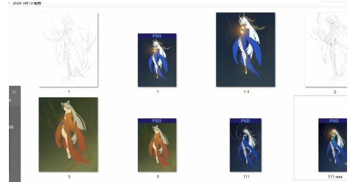 板绘初学者如何自学配色?板绘初学者你需要知道的配色套路