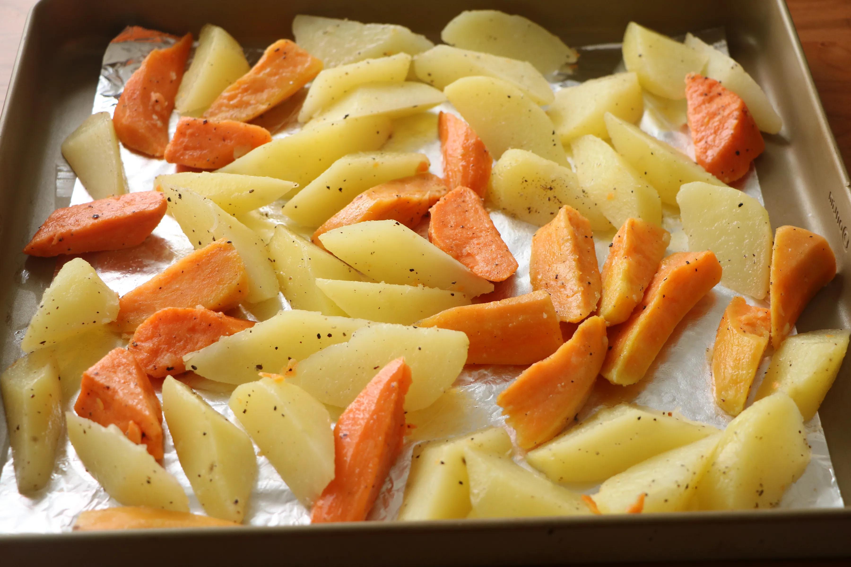 看電影別吃薯條,試試這樣做,不用油炸外焦里嫩,比薯條好吃多了