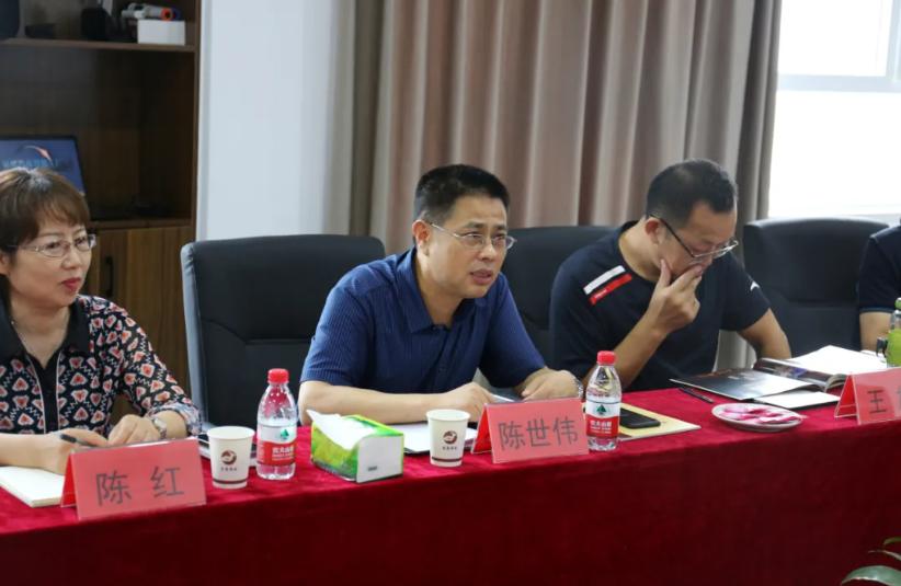河南省药监局到龟鹿药业调研智慧创新试点工作