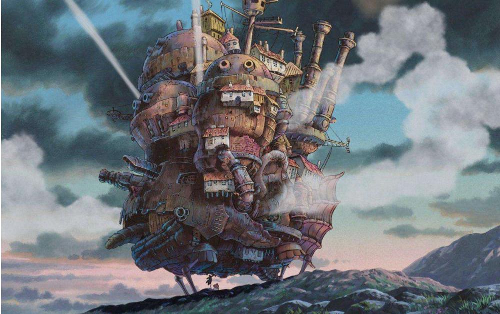 《哈尔的移动城堡》这部动漫中 存在的几个隐喻 你是否看懂?