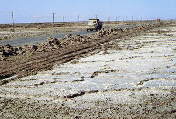 乾涸已久的羅布泊,為何會再次出現湖泊?這些水是從哪來的?