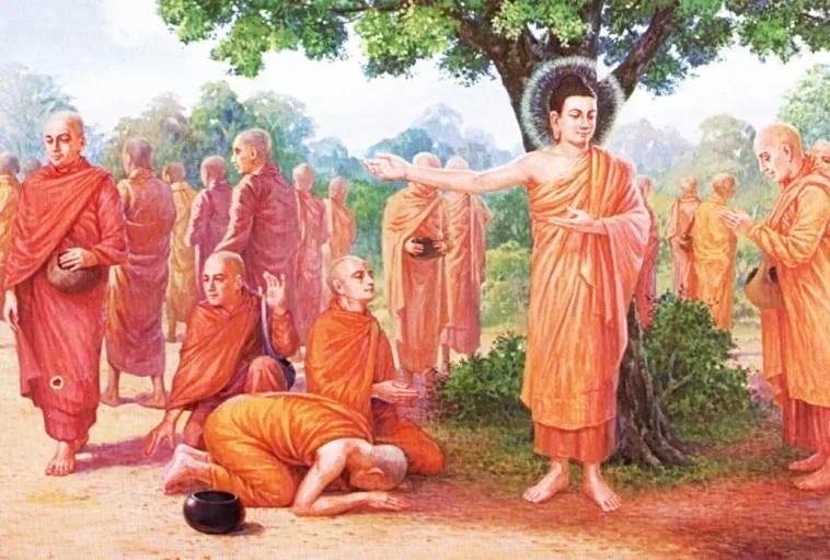 佛陀的行迹