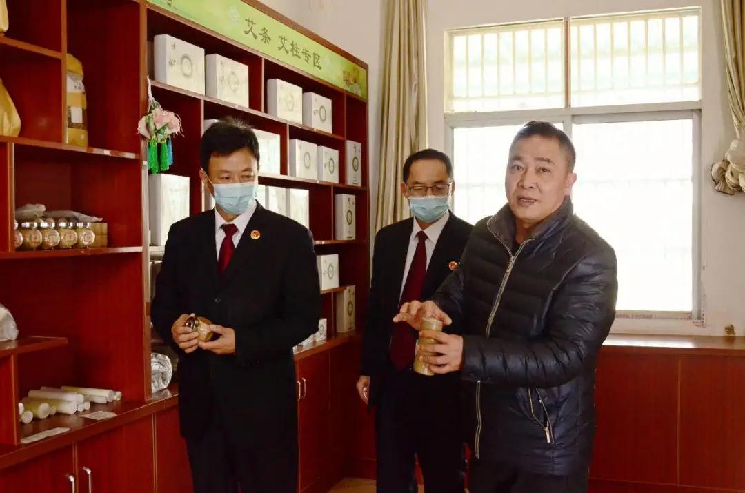 湖北蕲春县人民检察院公开承诺为群众办好九件实事
