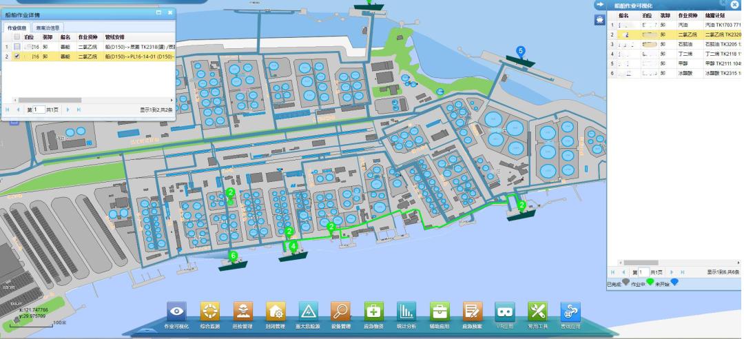 石油化工码头安全管控一体化应用的探索之路