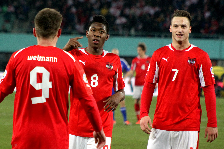 奥地利vs罗马尼亚,奥地利状态正佳 黄玫瑰难取胜利