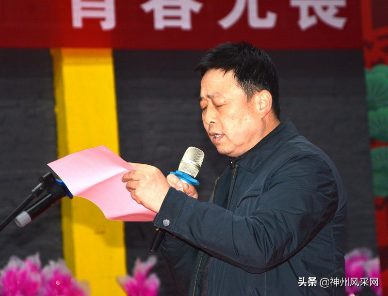 """「神州头条」咸阳市老年大学建设路分校庆""""元旦""""迎""""新春""""汇演"""