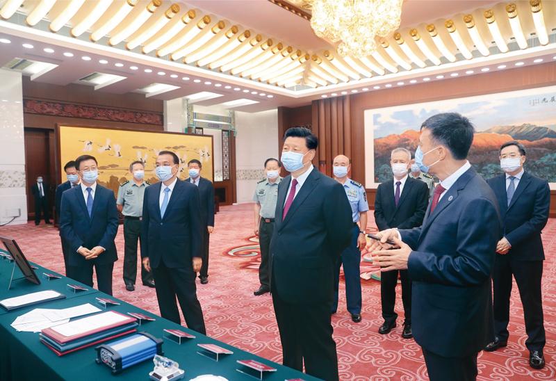 习近平:不断开拓当代中国马克思主义政治经济学新境界