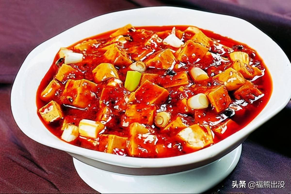 十大川菜做法分享,看似做法复杂实则简单,自家厨房就能做 川菜菜谱 第1张