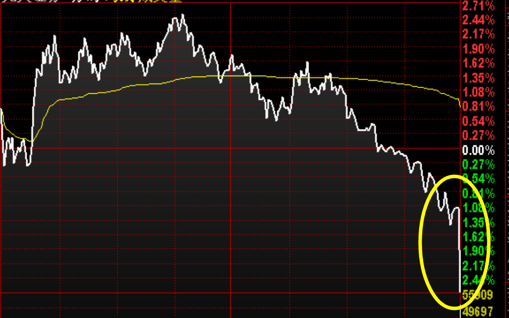 周一股市收评:指数高位跳水,明天能否企稳?