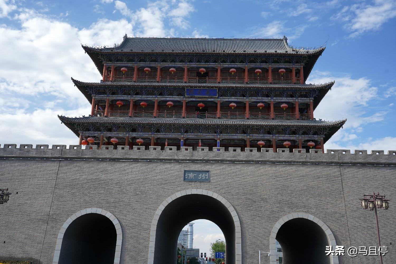 甘肃这座小众之城,曾被汉武帝看重,如今名气不大却很原生态