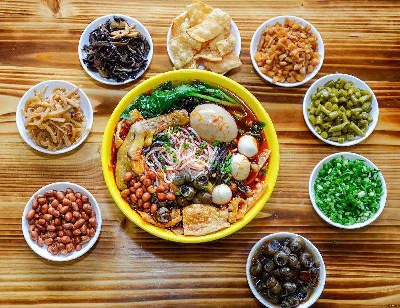 广西不只有美丽的风景,还有很多特色美食,尤其这5种很受欢迎